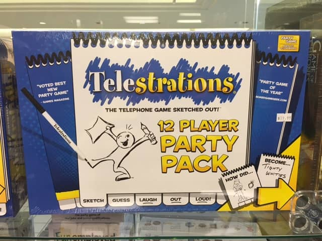 12 player telestrations