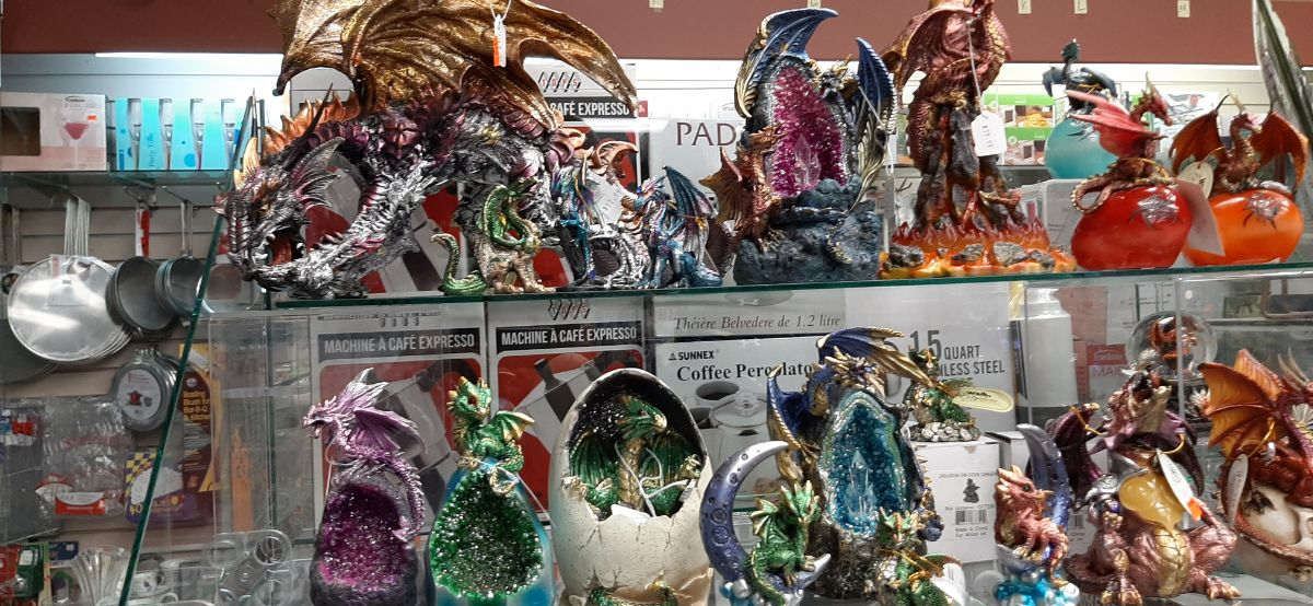 dragon figures